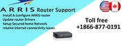 arris technical support through Router-help-support