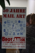 50 years of Mail Art in Berlin