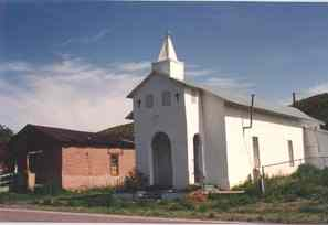 cuchillo Catholic church