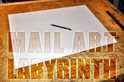 MAIL ART LABYRINT