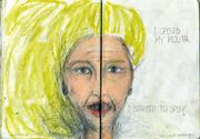 Sketchbook Project Jan 2013-14