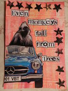 Even monkeys fall from trees