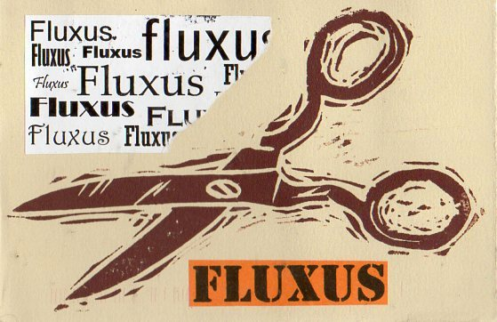 Carlos Botana, Spain, Fluxus scissors