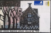 Mail Art no: 4 Peder Stougaard