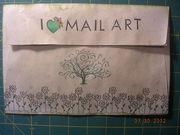 Aug 2012 Mail Art Swap