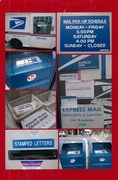 In: USPS collage