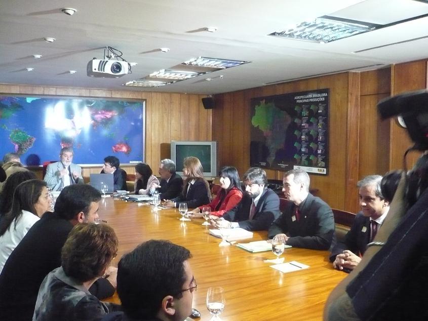 Presidente - Senadores - Grupo de Trabalho da CPI