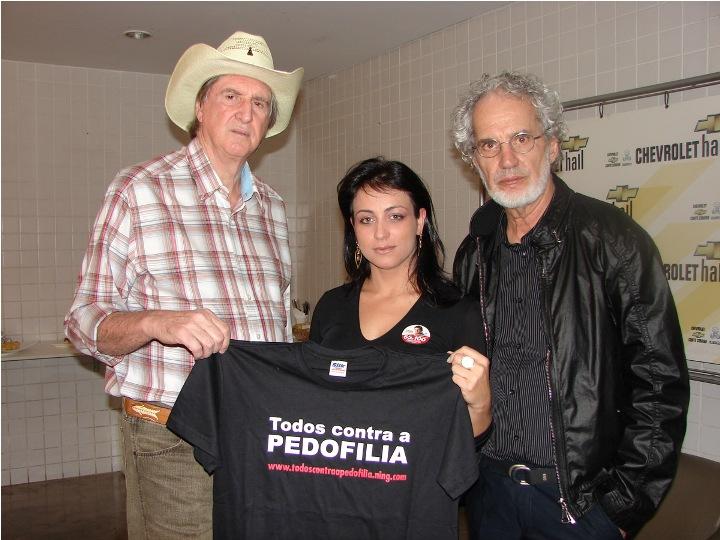 pedofiliaChevrolet Sérgio Reis