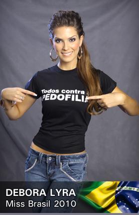 debora lyra miss brasil 2010
