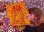 Monoprint Postcard 3