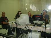 Wagno, Sabrina, Vanice e Almir