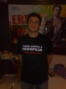 FREJAT na campanha Todos CONTRA a PEDOFILIA