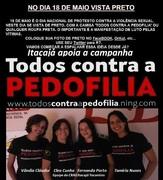 Campanha Todos Contra e Pedofilia