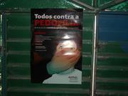 CAMPANHA TODOS CONTRA A PEDOFILIA ..