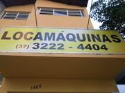 LOCAMAQUINAS NA AVENIDA 7 DE SETEMBRO