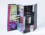 Selected Catalog with paper percussion exterior
