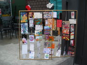"""MAIL ART EXCHIBITION: """"COLOUR MY WORLD"""" - Patra, Greece"""