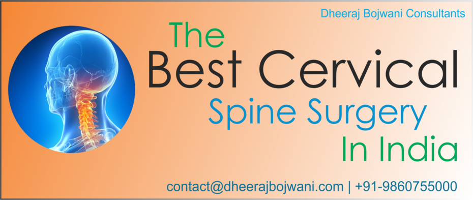 Get Benefits of Cervical Spine Surgery at Best Hospitals in India
