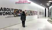 #ABOUT WOMEN  >> INTERNATIONAL MAIL ART PROJECT