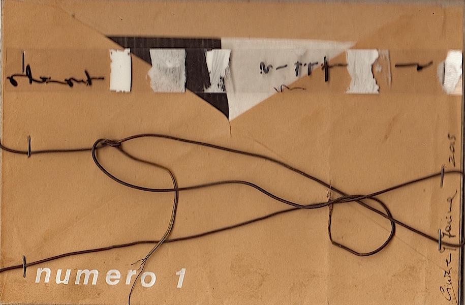 """Cinzia Farina - """"lettera sigillata numero 1"""""""