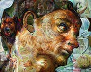 faces fed 2 google deep dream