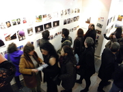 1st international photo based mail art exhibition 2015