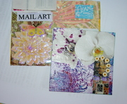 Mail today from Norma Soulet!!