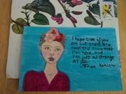 Mail Art from Laura Urbano