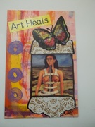 Frida Art Heals To Mike Parsons