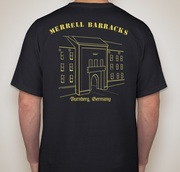 Merrell Barracks shirts