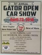 Annual Gator Open Car Show -Goose Creek, SC