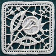 Aemilia Ars Needle Lace—Floral Style—Basic to Intermediate