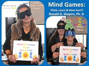Mind Games: Think, Learn & Have Fun!!! Mind Body Spirit Life Expo, Warwick, Rhode Island, November 26, 2017, Photo Album.