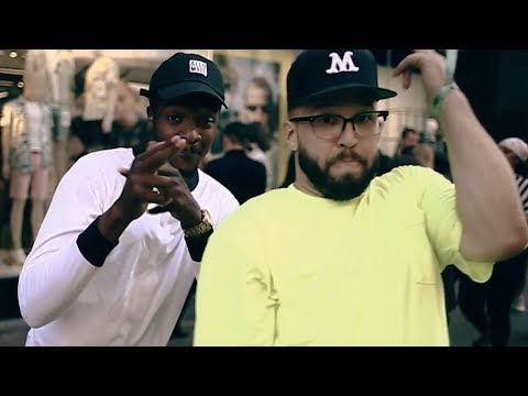 Andy Mineo, Guvna B - Keepin it movin am & guv demo.mp3 (Official Video)