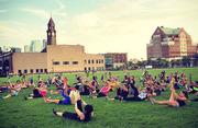 Yoga + Pilates at Maxwell Place Park