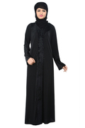 Buy Latest Abaya Designs at Mirraw