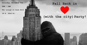 Fall Back in Love (with the City) party!
