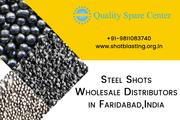 steel shots distributor in faridabad, india