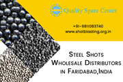 steel shots distributor in faridabad, india