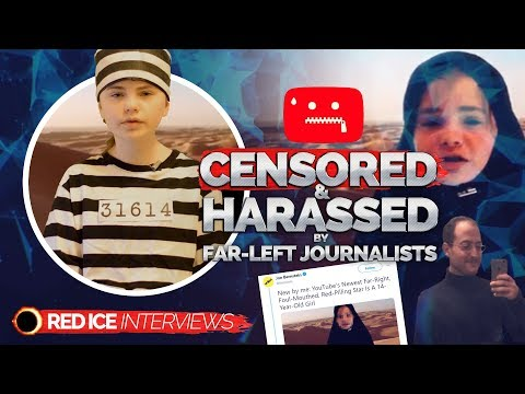 Teenage YouTuber Censored & Harassed by Far-Left Journalists - Soph