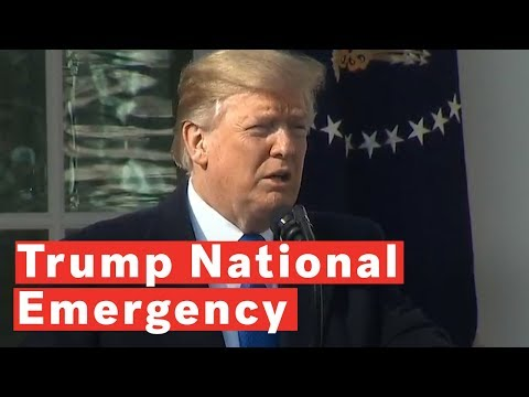 *Trump Declares National Emergency*Preparing For The Event*All Flights Suspended*Economic Collapse*