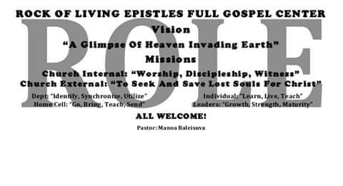 ROLE Vision Mission