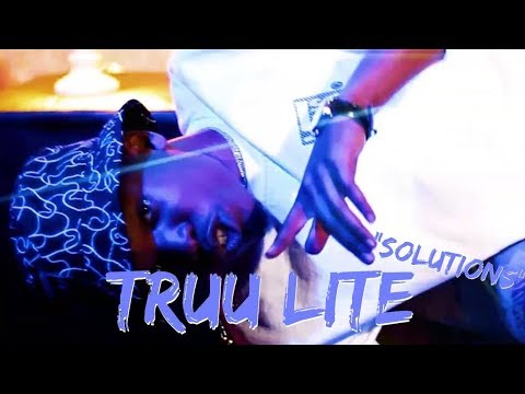"Christian Rap - Truu Lite - ""Solutions"" Music Video(@ChristianRapz)"