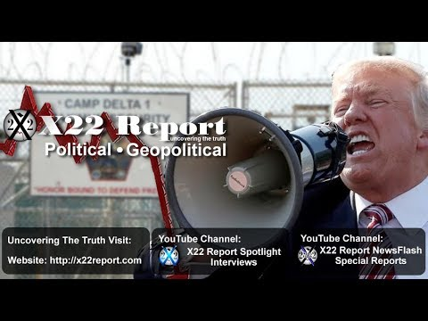 The Call Is Loud And Clear, Those Who Committed Treason, Go Directly To Jail - Episode 1870b