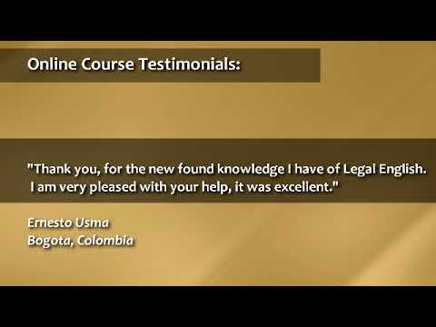 Legal-Ease International Testimonials