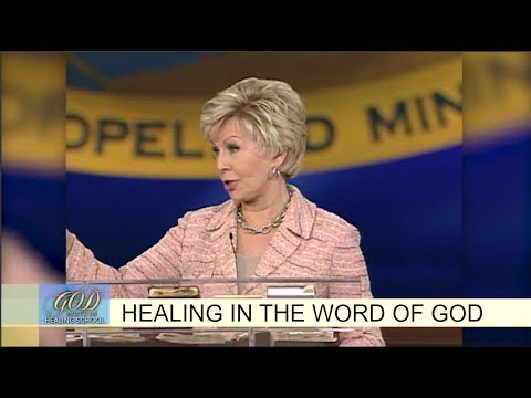 How To Meditate on God's Word For Healing | Gloria Copeland | Healing School