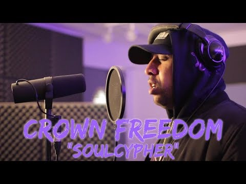 """NEW Christian Rap - SoulCypher - """"Crown Freedom"""" Victory Outreach Manchester (UK)(@ChristianRapz)"""