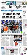 Astros World Title win