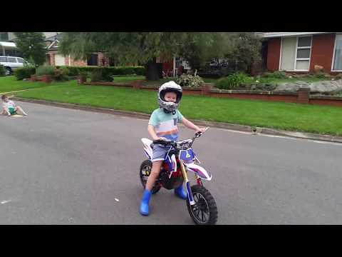 Top 10 Best Electric Dirt Bike for Kids in 2019 Reviews - Top10Perfect.