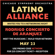 CSO Latino Alliance Networking Night